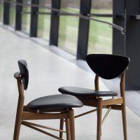 108 Chair Black Leather Ordrupgaard 2012 (2)-min